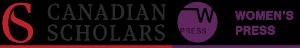 Canadian Scholars and Women's Press logo